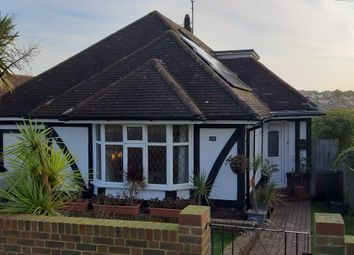 Thumbnail 3 bed detached house for sale in Lustrells Crescent, Saltdean, Brighton