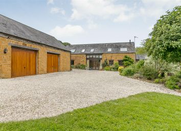 Thumbnail 4 bed detached house for sale in The Green, Warmington, Banbury, Warkwickshire