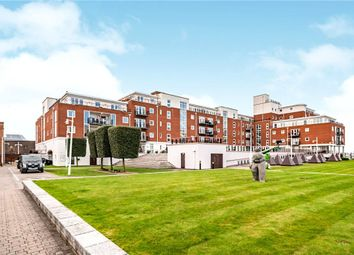 Thumbnail 2 bed flat for sale in Arethusa House, Gunwharf Quays, Portsmouth