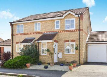 Thumbnail 2 bedroom semi-detached house for sale in Wymondham, Monkston, Milton Keynes, Buckinghamshire