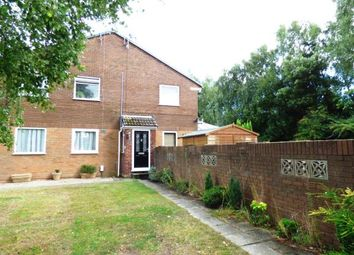 Thumbnail 1 bedroom terraced house for sale in Canford Heath, Poole, Dorset