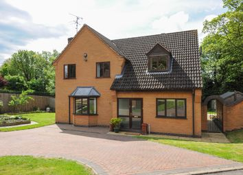 Thumbnail 4 bed detached house for sale in Treeneuk Close, Ashgate, Chesterfield