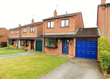Thumbnail 3 bed detached house for sale in Levedale Close, Creswell Manor Farm, Stafford