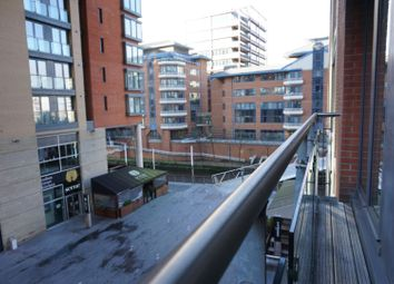 Thumbnail 1 bed flat to rent in 6 Leftbank, Manchester