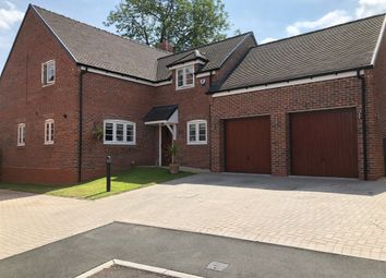 Thumbnail 4 bed detached house for sale in Ivy Close, Abbotts Bromley, Roughley, Staffordshire