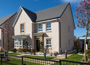 "Thumbnail 4 bed detached house for sale in ""Balbardie"" at Glassford Road, Strathaven"