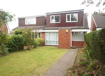 Thumbnail 5 bed semi-detached house for sale in Berwick Avenue, Stockport, Greater Manchester