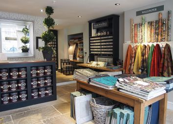 Thumbnail Retail premises for sale in Furnishing & Int Design HX7, West Yorkshire