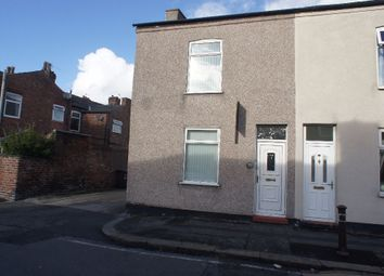 Thumbnail 2 bed end terrace house to rent in Fothergill Street, Warrington