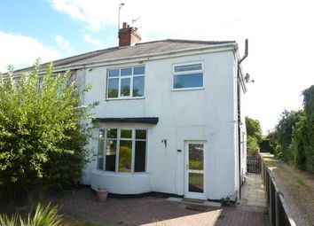 Thumbnail 3 bed semi-detached house for sale in Waltham Road, Scartho, Grimsby
