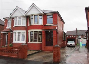 Thumbnail 3 bed property for sale in Merrick Avenue, Preston