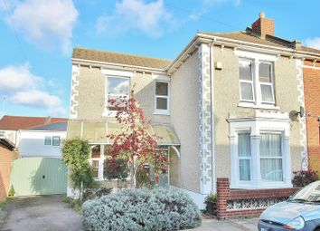 Thumbnail 4 bed semi-detached house for sale in Orchard Road, Southsea