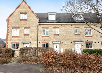 Thumbnail 4 bed terraced house for sale in Ploughley Road, Ambrosden Near Bicester