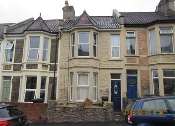 Thumbnail 4 bedroom terraced house to rent in Douglas Road, Horfield, Bristol