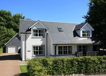 Thumbnail 4 bed detached house for sale in Turretbank Road, Crieff