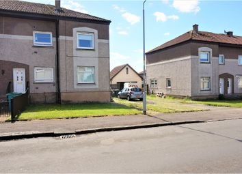 Thumbnail 1 bedroom flat for sale in Belmont Drive, Shotts