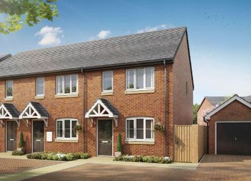 Thumbnail 2 bedroom semi-detached house for sale in The Paddocks, Littleport, Ely