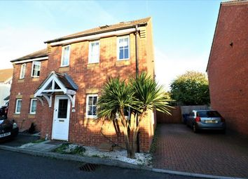 Thumbnail 4 bedroom semi-detached house to rent in Hodges Close, Chafford Hundred, Grays