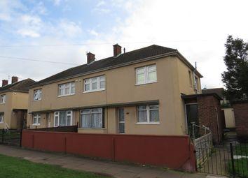 Thumbnail 2 bedroom flat for sale in Long Cross, Lawrence Weston, Bristol