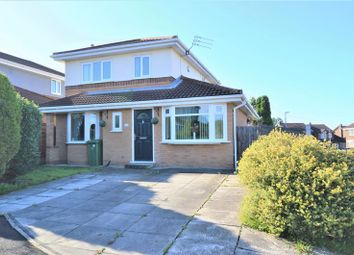 Thumbnail 3 bed detached house for sale in Priory Close, Dukinfield