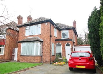 Thumbnail 3 bed detached house for sale in Mather Avenue, Allerton, Liverpool