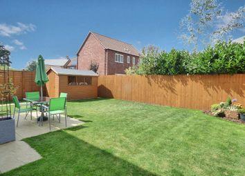 Thumbnail 4 bed detached house for sale in Bracken Close, Barleythorpe, Oakham
