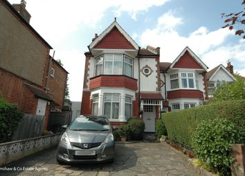 Thumbnail 5 bed property for sale in Boileau Road, Ealing, London