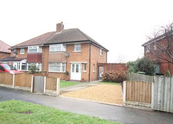 Thumbnail 3 bed semi-detached house to rent in Greenbank Road, West Kirby, Wirral