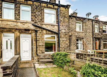 Thumbnail 2 bed terraced house for sale in Varley Road, Slaithwaite, Huddersfield