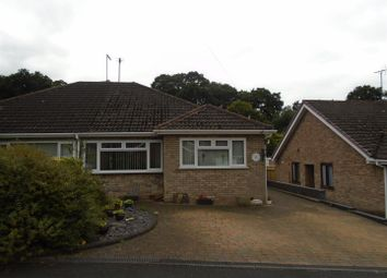 Thumbnail 3 bedroom bungalow for sale in Lichfield Drive, Great Haywood, Stafford
