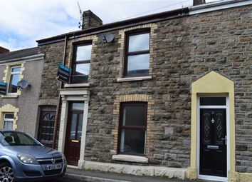 Thumbnail 3 bed terraced house for sale in Freeman Street, Swansea