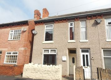Thumbnail 3 bed terraced house to rent in Union Road, Ilkeston, Derbyshire