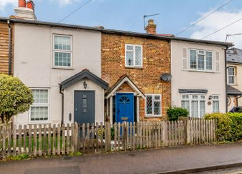 Thumbnail 2 bed terraced house for sale in Molesey Road, Hersham, Walton-On-Thames