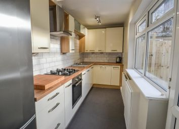 Thumbnail 2 bed terraced house to rent in Trafalgar Street, South Bank, York