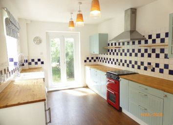Thumbnail 3 bed terraced house to rent in Station Road, Woodmancote, Cheltenham