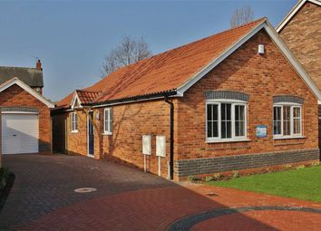 Thumbnail 2 bed bungalow for sale in Burgon Crescent, Winterton, Scunthorpe