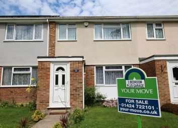Thumbnail 3 bed terraced house for sale in Manston Way, Hastings