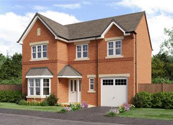 "Thumbnail 4 bedroom detached house for sale in ""Conistion"" at Radbourne Lane, Derby"