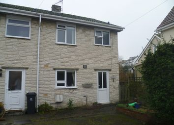 Thumbnail 2 bedroom end terrace house to rent in Avenue Close, Lyme Regis