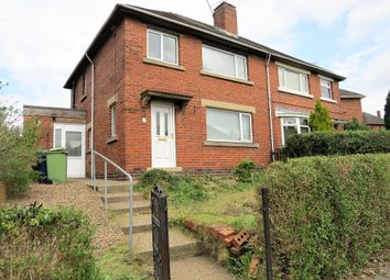 Thumbnail 3 bed semi-detached house for sale in Franklyn Drive, Staveley, Chesterfield