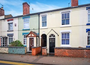 Thumbnail 2 bed terraced house for sale in Cobden Street, Wollaston, Stourbridge