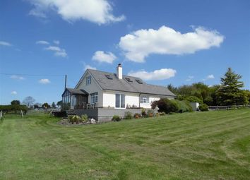 Thumbnail 4 bed detached house for sale in Moel Y Crio, Moel Y Crio, Flintshire