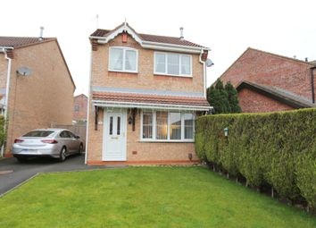 3 bed detached house for sale in Rimini Close, Longton, Stoke-On-Trent ST3