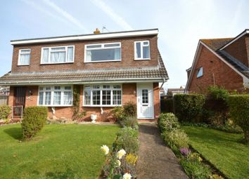 3 bed semi-detached house for sale in Willsdown Road, Exeter, Devon EX2