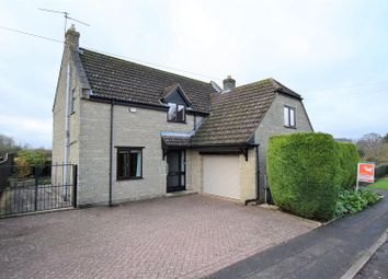Thumbnail 4 bed detached house to rent in King Edwards Way, Edith Weston, Oakham