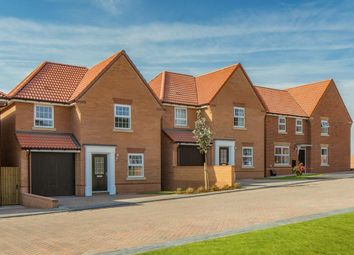 "Thumbnail 3 bed detached house for sale in ""Abbeydale"" at Spring Grove Gardens, Wharncliffe Side, Sheffield"