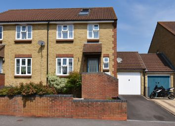 Thumbnail 3 bed terraced house for sale in Hathermead Gardens, Yeovil