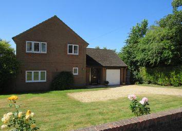 Thumbnail 4 bedroom detached house for sale in Bourne View, Allington, Salisbury
