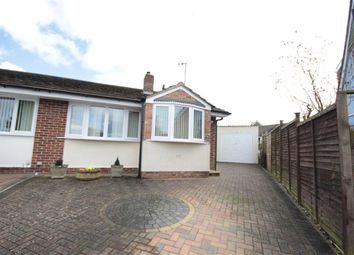 Thumbnail 3 bed semi-detached bungalow for sale in Kennet Road, Wroughton, Swindon
