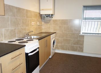 Thumbnail 1 bed flat to rent in Flat 2 Taff Court, Tylostown